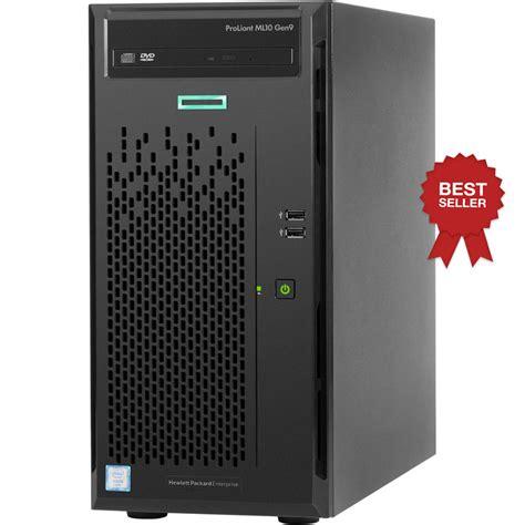 Server Hp Proliant Ml10 Gen9 E3 1225 V5 8gb 1tb 845678 376 hp 837829 421 e proliant ml10 gen9 e3 1225 v5 8gb r 1tb