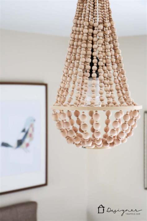 beaded chandelier diy diy bead chandelier diy do it your self