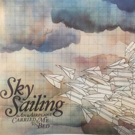 an airplane carried me to bed rock cd sky sailing an airplane carried me to bed