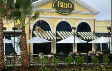 brio plaza brio tuscan grille frontenac menu prices restaurant