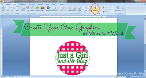 create your own layout create your own graphics in microsoft word
