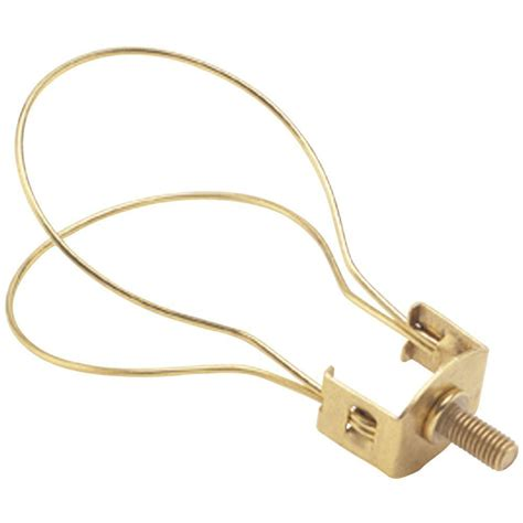Clip On Ceiling Light Shade Home Depot Westinghouse Brass Clip On L Adapter 7021900 The Home Depot