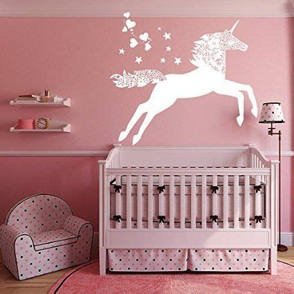 amazon com home decor amazon com wall decals unicorn horse doodle nature vinyl