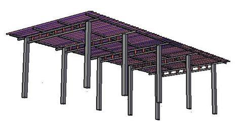 cobertizo metalico para coches planos de casas planos de construccion
