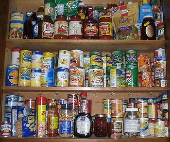 Cupboard Meals Toxic In Canned Foods Cleared By Fresh Food Diet