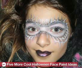 halloween face paint design halloween face painting tips