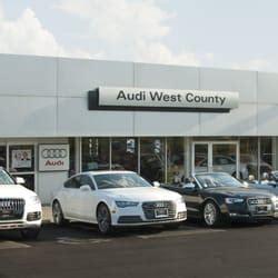 bommarito audi west county audi west county 10 recenzji dealerzy samochodowi
