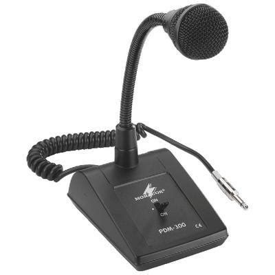 Mic Microphone Toa Ws 300 Clip On pdm 300 pa desk microphone with 6 3mm