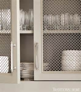 Wire Mesh Cabinet Inserts 25 Best Ideas About Cabinet Doors On Kitchen