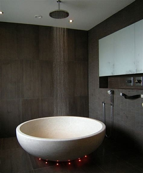 freestanding baths with shower bath 50 freestanding baths offer relaxation interior design ideas avso org