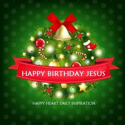 Happy Birthday Jesus Sondasmcschatter