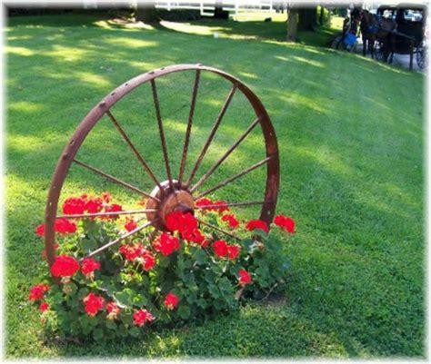 Country Garden Decor Simple And Beautiful Country Garden Decor Ideas 1 Wartaku Net