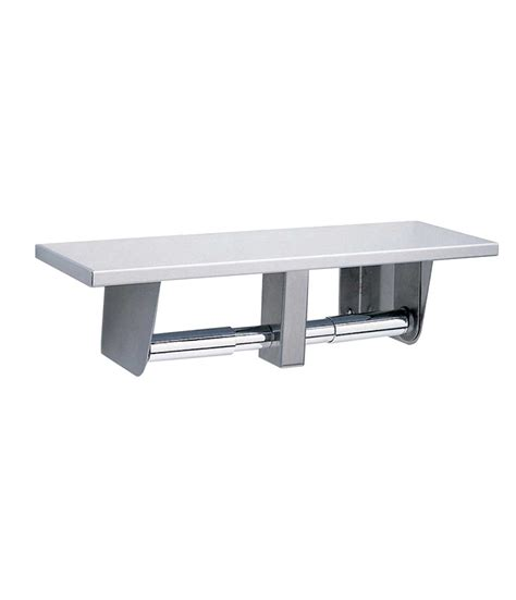 Bobrick Stainless Steel Shelf by Bobrick B 2840 Stainless Steel Shelf Roll Toilet