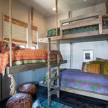 hanging bunk beds hanging bunk beds latitudebrowser
