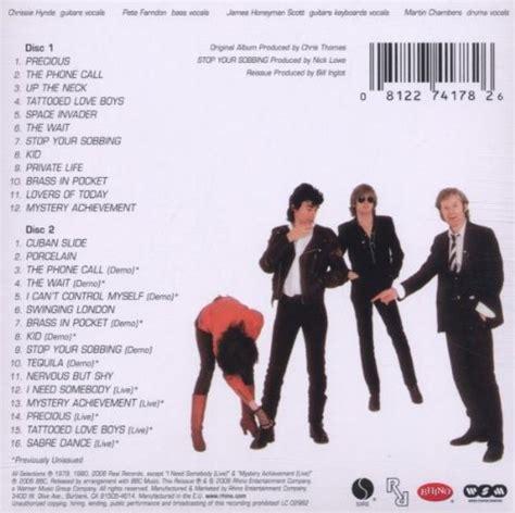 best of the pretenders the pretenders album 171 pretenders 187