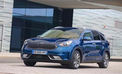 Kia Electric Cars Kia Planning Electric Niro Suv Readying New Fuel Cell Vehicle