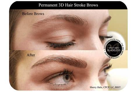tattoo eyebrows new york city best eyebrow permanent makeup nyc mugeek vidalondon