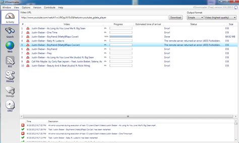 downloads free vdownloader free software review