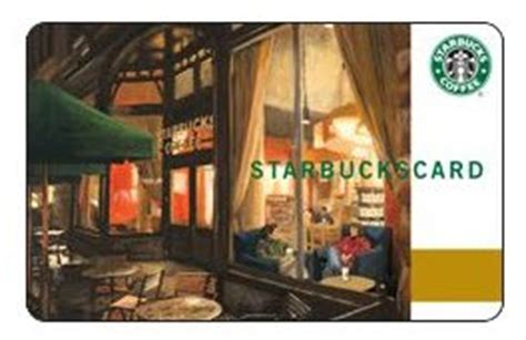 Starbucks Gift Card Denominations - starbucks gift cards