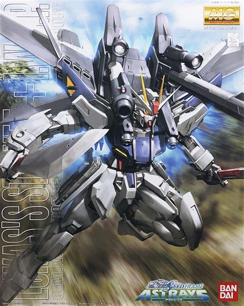 Gundam Strike E Iwsp Lukas Custom 1 100 Master Grade Mg Hongli vendita bandai model kit gunpla gundam mg strike e iwsp astray lukas custom 1 100 gunpla
