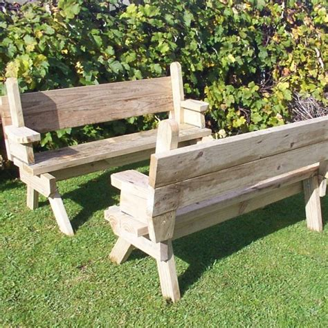 folding picnic table bench plans 14 best images about folding picnic tables on pinterest