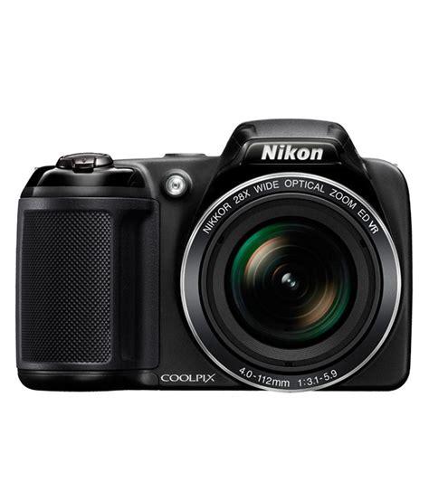 nikon coolpix l340 20 2mp semi slr price in india buy nikon coolpix l340 20 2mp semi slr