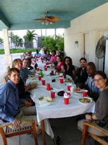 photo story thanksgiving day meredith williams haiti thanksgiving dinner blogs cdc