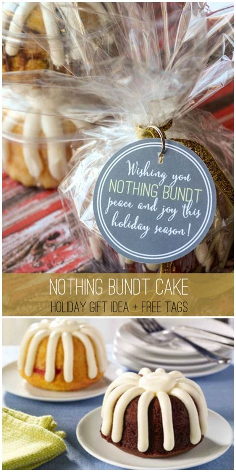 lil luna printable gift tags nothing bundt cake gift ideas with free birthday and