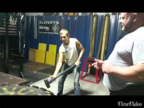 how to properly swing a sledgehammer how to swing a sledgehammer nebobarbell 09 29 14 youtube