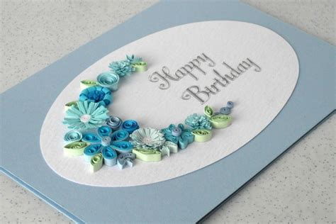 how to make quilling greeting cards handmade quilled greeting cards shopping 9