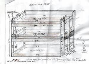 bunk bed dimensions 1000 images about bunk beds on my boys