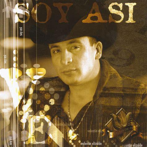 valentin elizalde musica caratulas de cd de musica valentin elizalde soy asi 2005