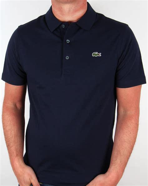 polo shirt lacoste polo shirt navy sleeve skool retro