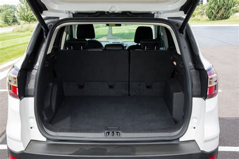 ford escape real world cargo space news carscom