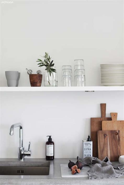 open kitchen shelves inspiration 7 kitchens with open shelving like fresh laundry