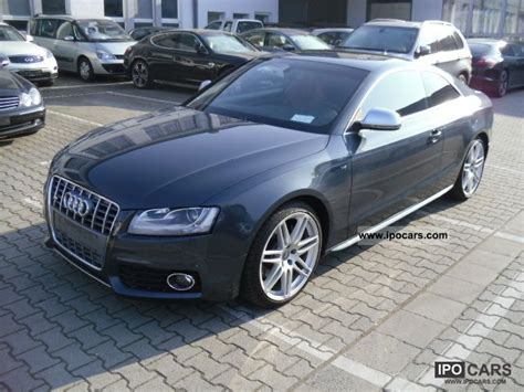 Audi S5 2007 by 2007 Audi S5 Olufsen 19 Inch Sports Exhaust Car Coupe