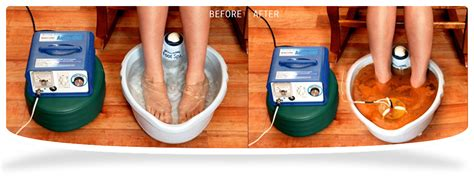 Foot Detox Classes by Foot Detox Spa Naturopathy Floatation Therapy