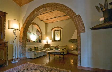 Rivestimento Arco Interno Moderno by Location Agritourisme 224 Bucine Villa La Selva En Toscane