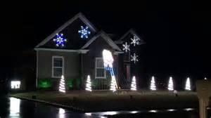 christmas light show medina ohio youtube