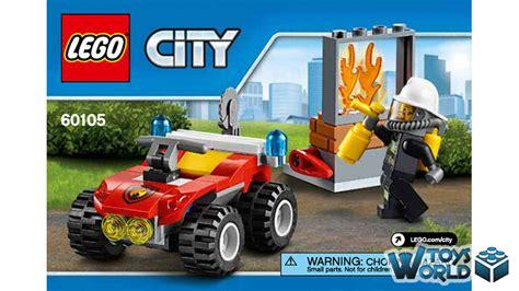 Jual Lego Mainan Lego City 60105 Atv lego city atv 60105 toysworld