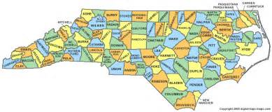 map of carolina counties nc sc tn land grants