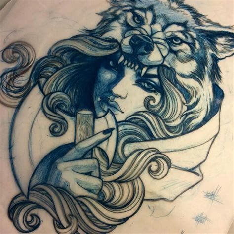 400 best tattoo wolf images on pinterest drawings arm