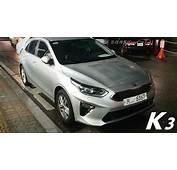 2019 Kia Ceed Hatch Unexpectedly Revealed In Korea