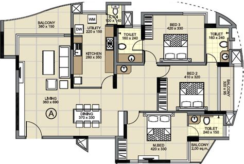 zenith floor plan skyline zenith in nellikunnu thrissur price location