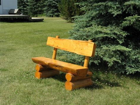 www benches com rustic wood benches higher ground log furnishings
