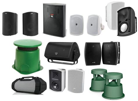 the top 10 best outdoor speakers for the money my