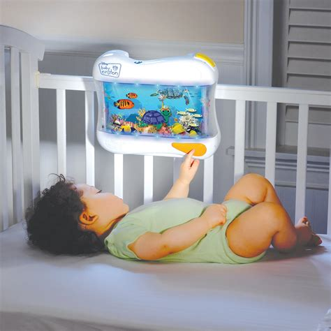 Baby Einstein Neptune Crib Soother New Baby Einstein Sea Dreams Lullaby Soother Ebay