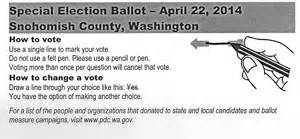 snohomish county special election results april 22nd