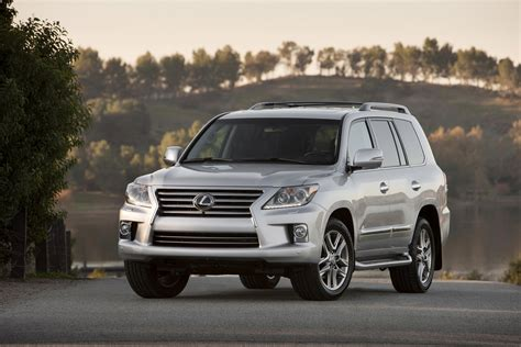 suv lexus 2013 lexus lx 570 suv with new look