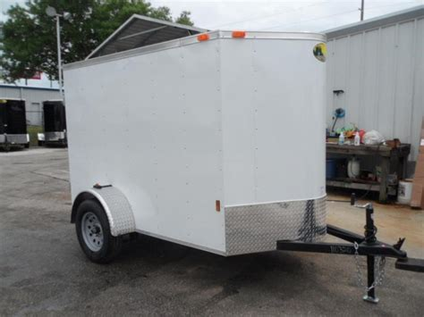 2015 continental cargo 5x8 single axle cargo enclosed trailer all inventory quality car and cargo trailers for less